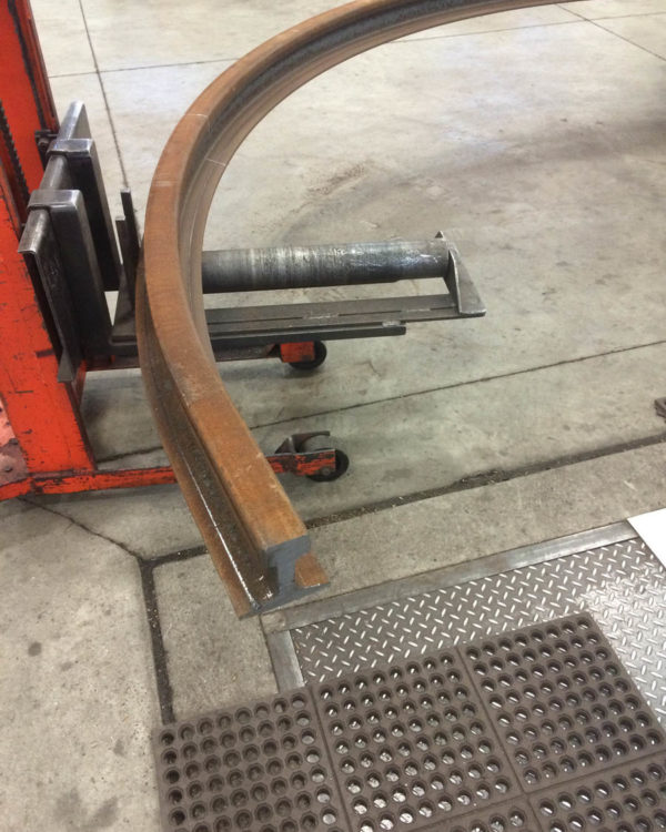 Reverse Curve Bending